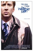 The Weather Man Wall Poster