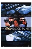 Boondock Saints - style A (Italian) Fine-Art Print
