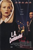 La Confidential Wall Poster