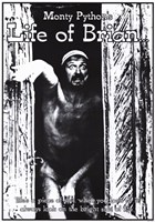 Monty Python's Life of Brian With Graham Chapman Wall Poster