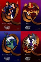 Quest for Camelot Wall Poster
