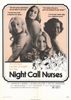 Night Call Nurses Wall Poster