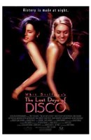 The Last Days of Disco Wall Poster