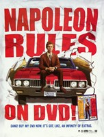 Napoleon Dynamite Rules! Wall Poster