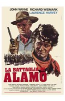 The Alamo Lawrence Harvey Wall Poster