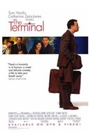 The Terminal (scenes) Wall Poster