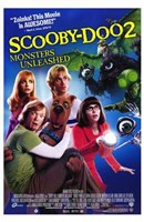 Scooby-Doo 2: Monsters Unleashed Wall Poster
