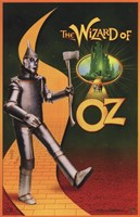 The Wizard of Oz Tin Man Wall Poster