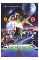 The Wizard of Speed and Time Wall Poster
