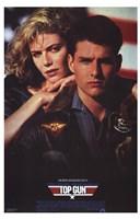 Top Gun America Wall Poster