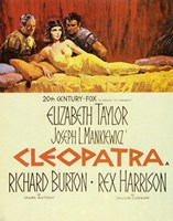 Cleopatra, c.1963 - couple Fine-Art Print