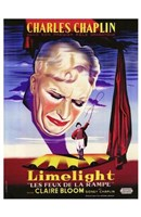 Limelight Wall Poster