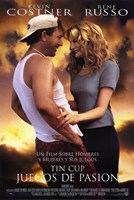Tin Cup Wall Poster