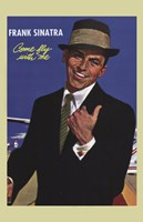 Frank Sinatra Wall Poster