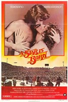 A Star is Born Streisand Wall Poster