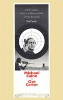 Get Carter Bullseye Tall Wall Poster