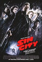 Sin City Wall Poster