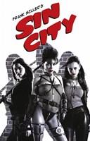 Sin City Bad Girls Wall Poster