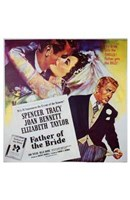Father of the Bride Wall Poster