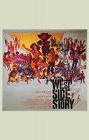 West Side Story Square Fine-Art Print
