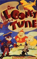 A New Looney Tune Wall Poster