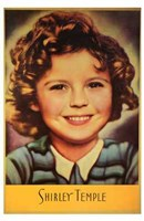 Shirley Temple Wall Poster