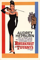 Breakfast at Tiffany's (One-Sheet) Wall Poster