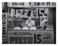Hot Italian Pizza Fine-Art Print