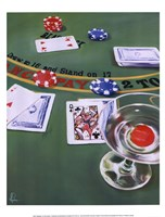Blackjack Fine-Art Print
