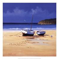 Moorings Low Tide Fine-Art Print