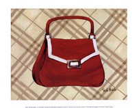 Petit Sac Rouge I Fine-Art Print