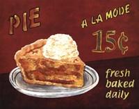 Pie A La Mode Fine-Art Print