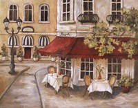 Daytime Cafe II Fine-Art Print