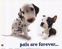 Pals Are Forever Fine-Art Print
