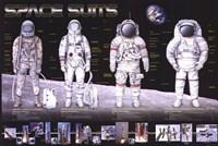 Space Suits Fine-Art Print