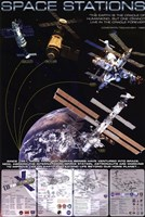 Space Stations Fine-Art Print