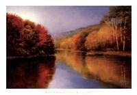 Autumn Afternoon Stillness Fine-Art Print