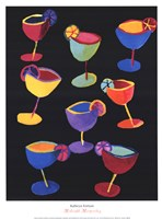 Midnight Margaritas Fine-Art Print