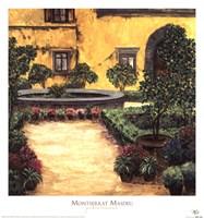 Jardin Toscana Fine-Art Print