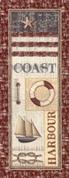 Coastal I Fine-Art Print
