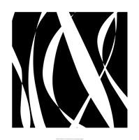 Fistral Nero Blanco III Fine-Art Print