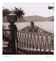 Cernobbio Vista Fine-Art Print