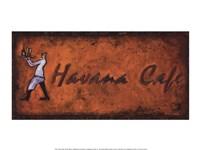 Havana Cafe Fine-Art Print