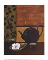 Sakura Tea I Fine-Art Print