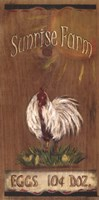 Sunrise Farm Fine-Art Print