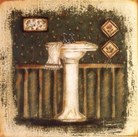 Bathroom Sink Fine-Art Print