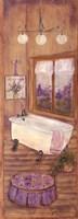 Bath in Lavender II Fine-Art Print