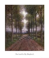 Lord is My Shepherd Fine-Art Print