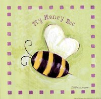My Honey Bee Fine-Art Print