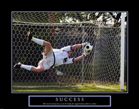 Success - Soccer Fine-Art Print